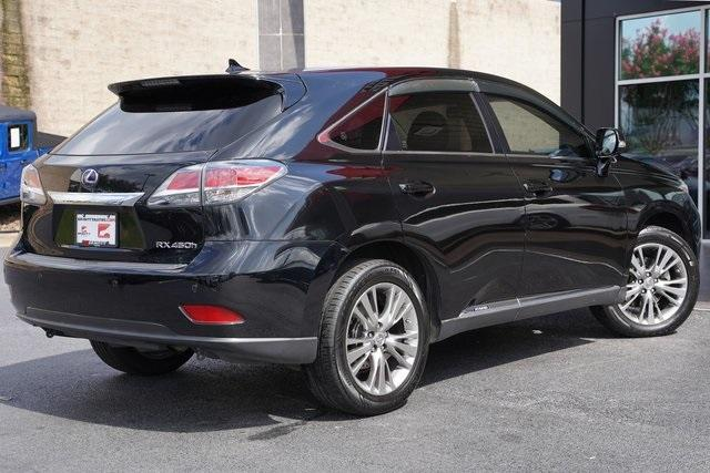 Used 2013 Lexus RX 450h for sale $17,992 at Gravity Autos Roswell in Roswell GA 30076 12