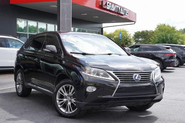 Used 2013 Lexus RX 450h for sale $17,992 at Gravity Autos Roswell in Roswell GA 30076 2