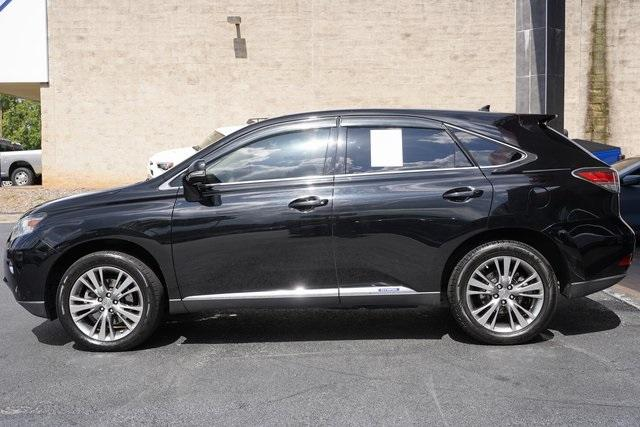 Used 2013 Lexus RX 450h for sale $17,992 at Gravity Autos Roswell in Roswell GA 30076 4
