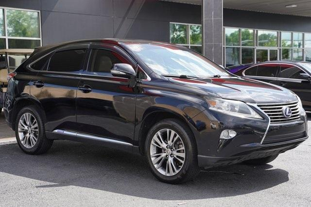 Used 2013 Lexus RX 450h for sale $17,992 at Gravity Autos Roswell in Roswell GA 30076 7