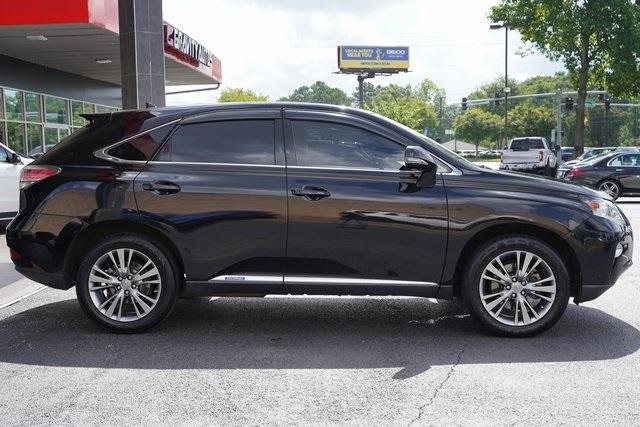 Used 2013 Lexus RX 450h for sale $17,992 at Gravity Autos Roswell in Roswell GA 30076 8