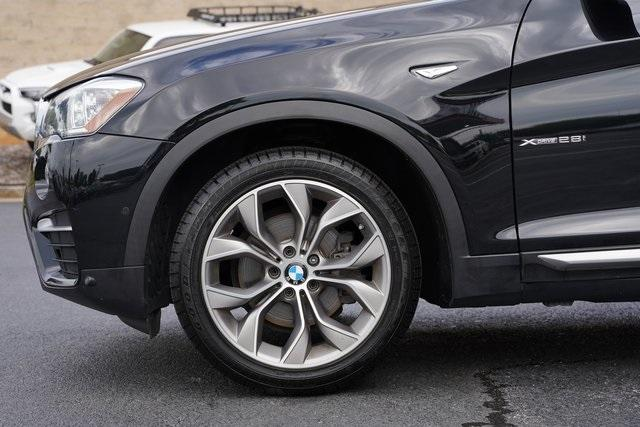 Used 2018 BMW X4 xDrive28i for sale $38,992 at Gravity Autos Roswell in Roswell GA 30076 10