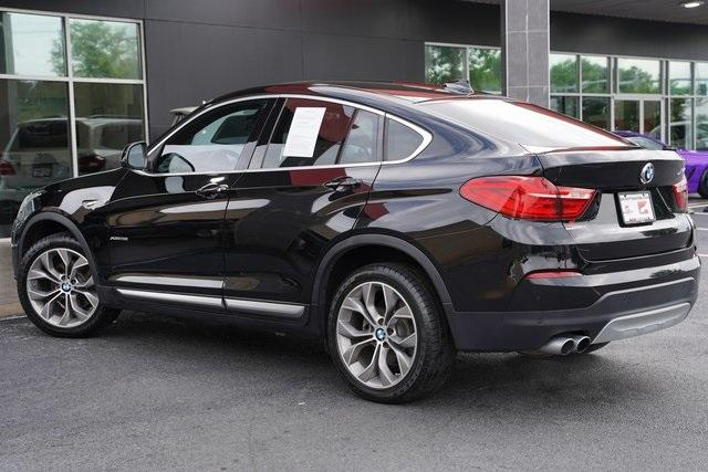 Used 2018 BMW X4 xDrive28i for sale $38,992 at Gravity Autos Roswell in Roswell GA 30076 11
