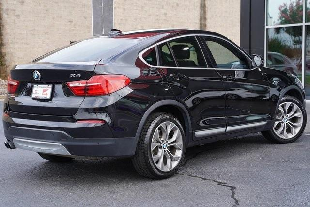 Used 2018 BMW X4 xDrive28i for sale $38,992 at Gravity Autos Roswell in Roswell GA 30076 13
