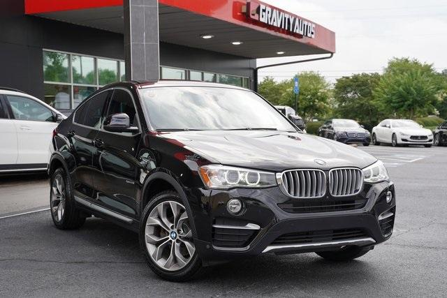 Used 2018 BMW X4 xDrive28i for sale $38,992 at Gravity Autos Roswell in Roswell GA 30076 2