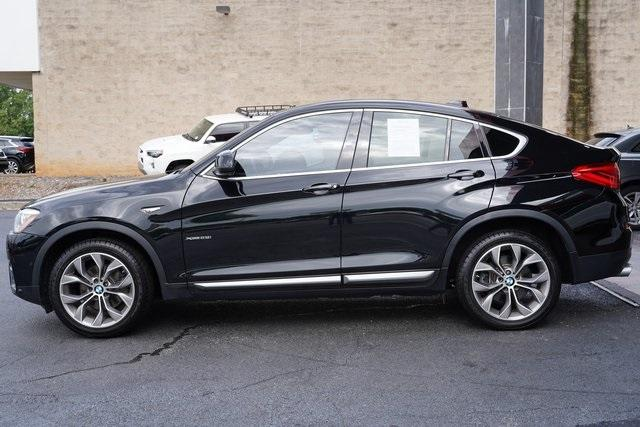 Used 2018 BMW X4 xDrive28i for sale $38,992 at Gravity Autos Roswell in Roswell GA 30076 4