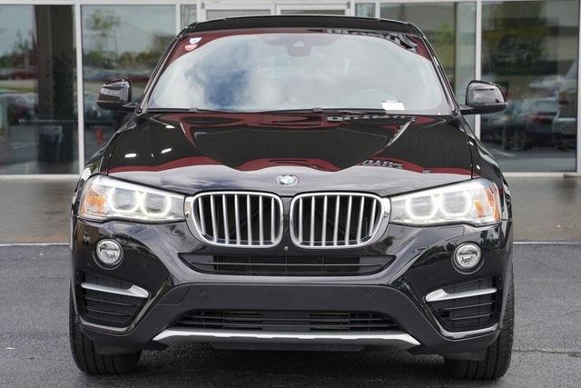 Used 2018 BMW X4 xDrive28i for sale $38,992 at Gravity Autos Roswell in Roswell GA 30076 6