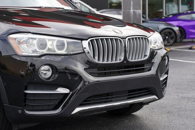 Used 2018 BMW X4 xDrive28i for sale $38,992 at Gravity Autos Roswell in Roswell GA 30076 9