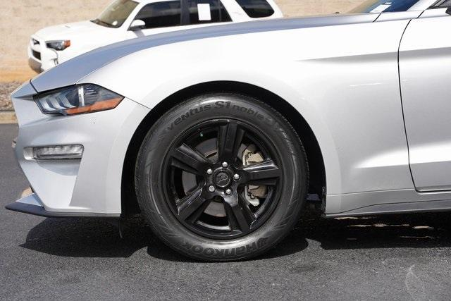 Used 2018 Ford Mustang EcoBoost for sale $28,492 at Gravity Autos Roswell in Roswell GA 30076 10