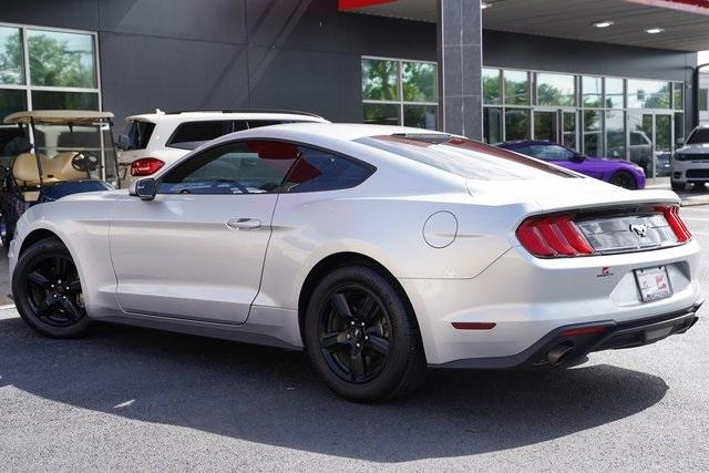 Used 2018 Ford Mustang EcoBoost for sale $28,492 at Gravity Autos Roswell in Roswell GA 30076 11
