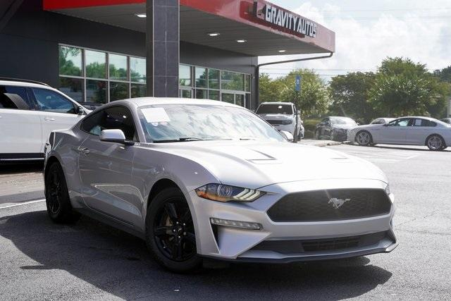 Used 2018 Ford Mustang EcoBoost for sale $28,492 at Gravity Autos Roswell in Roswell GA 30076 2
