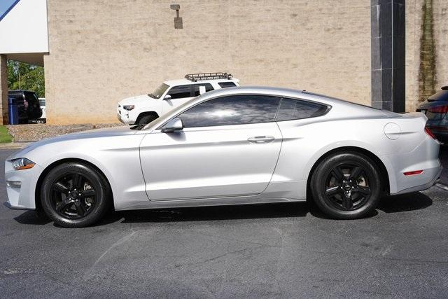 Used 2018 Ford Mustang EcoBoost for sale $28,492 at Gravity Autos Roswell in Roswell GA 30076 4