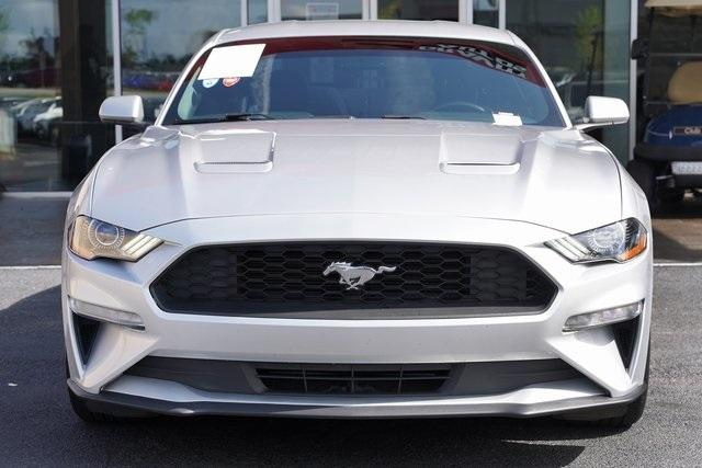 Used 2018 Ford Mustang EcoBoost for sale $28,492 at Gravity Autos Roswell in Roswell GA 30076 6
