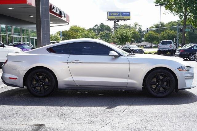 Used 2018 Ford Mustang EcoBoost for sale $28,492 at Gravity Autos Roswell in Roswell GA 30076 8