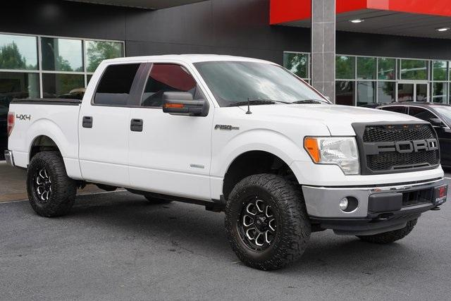Used 2014 Ford F-150 XLT for sale $21,992 at Gravity Autos Roswell in Roswell GA 30076 11