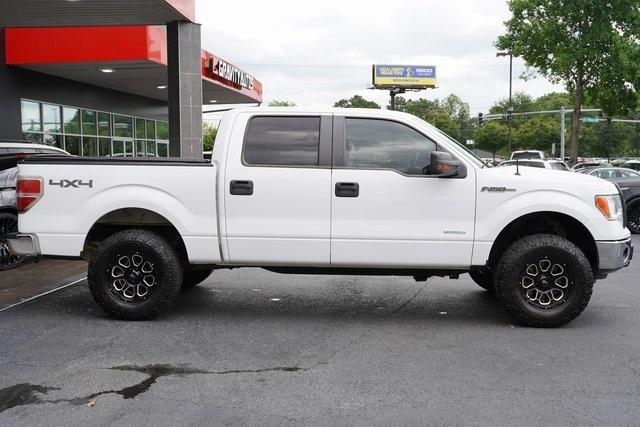 Used 2014 Ford F-150 XLT for sale $21,992 at Gravity Autos Roswell in Roswell GA 30076 12