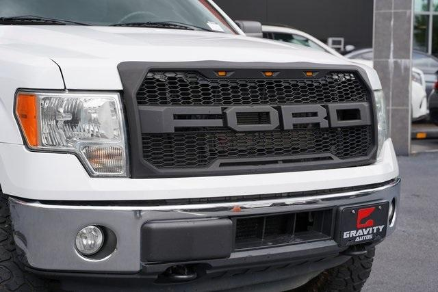 Used 2014 Ford F-150 XLT for sale $21,992 at Gravity Autos Roswell in Roswell GA 30076 13