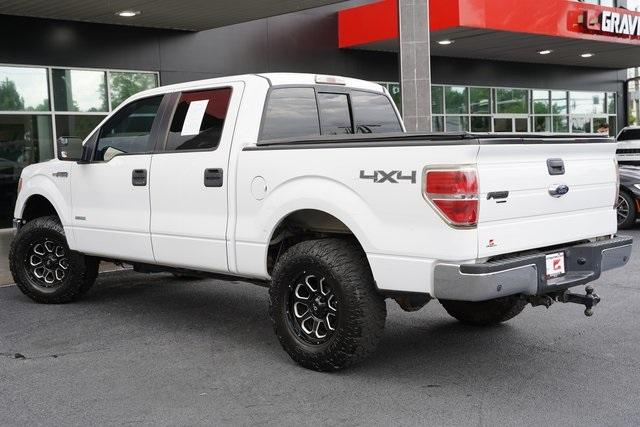 Used 2014 Ford F-150 XLT for sale $21,992 at Gravity Autos Roswell in Roswell GA 30076 2