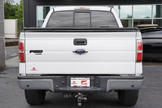 Used 2014 Ford F-150 XLT for sale $21,992 at Gravity Autos Roswell in Roswell GA 30076 3
