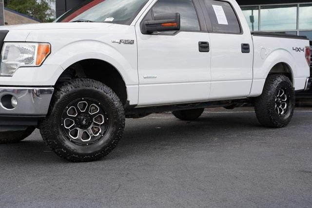 Used 2014 Ford F-150 XLT for sale $21,992 at Gravity Autos Roswell in Roswell GA 30076 7