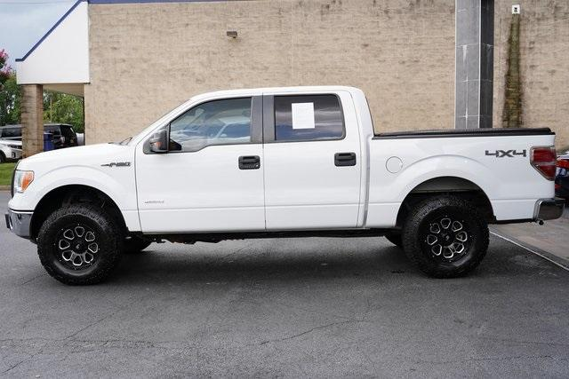 Used 2014 Ford F-150 XLT for sale $21,992 at Gravity Autos Roswell in Roswell GA 30076 8