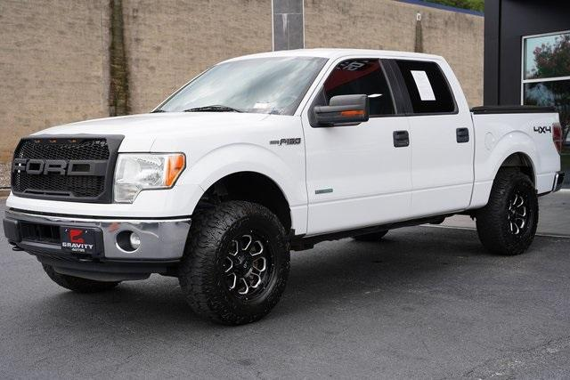 Used 2014 Ford F-150 XLT for sale $21,992 at Gravity Autos Roswell in Roswell GA 30076 9