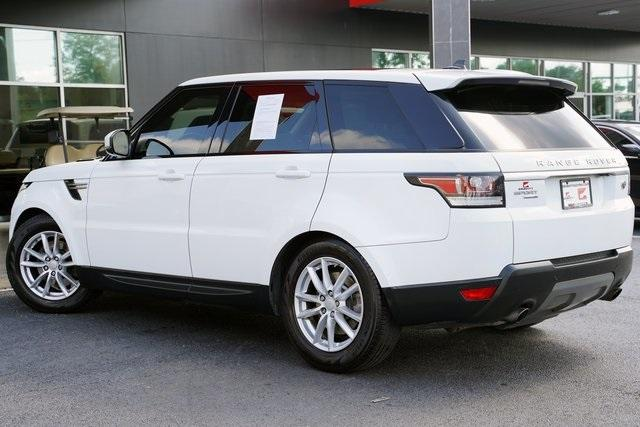 Used 2016 Land Rover Range Rover Sport 3.0L V6 Supercharged SE for sale $44,991 at Gravity Autos Roswell in Roswell GA 30076 11