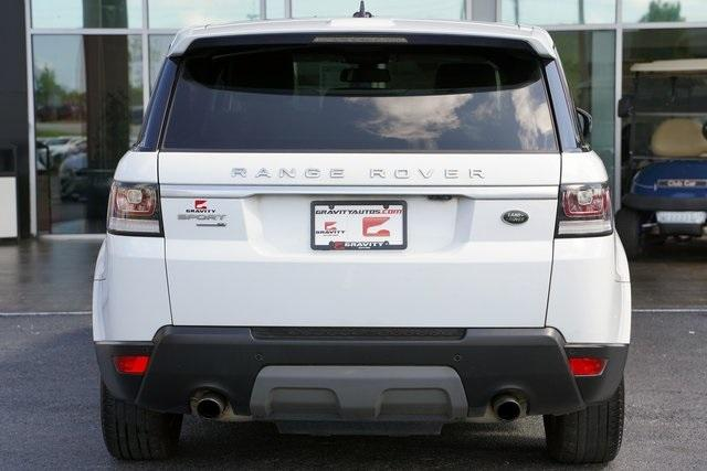 Used 2016 Land Rover Range Rover Sport 3.0L V6 Supercharged SE for sale $44,991 at Gravity Autos Roswell in Roswell GA 30076 12