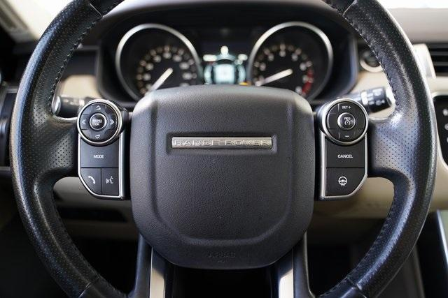 Used 2016 Land Rover Range Rover Sport 3.0L V6 Supercharged SE for sale $44,991 at Gravity Autos Roswell in Roswell GA 30076 16