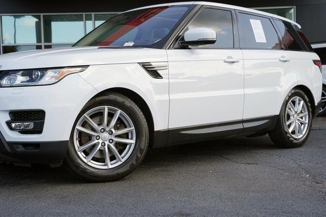 Used 2016 Land Rover Range Rover Sport 3.0L V6 Supercharged SE for sale $44,991 at Gravity Autos Roswell in Roswell GA 30076 3
