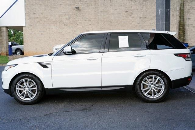 Used 2016 Land Rover Range Rover Sport 3.0L V6 Supercharged SE for sale $44,991 at Gravity Autos Roswell in Roswell GA 30076 4