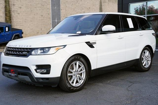Used 2016 Land Rover Range Rover Sport 3.0L V6 Supercharged SE for sale $44,991 at Gravity Autos Roswell in Roswell GA 30076 5