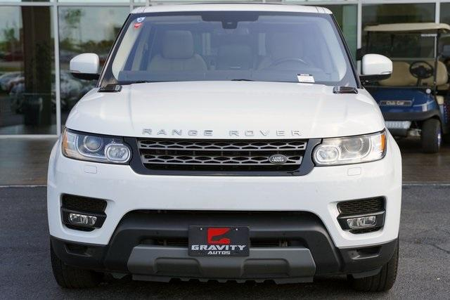 Used 2016 Land Rover Range Rover Sport 3.0L V6 Supercharged SE for sale $44,991 at Gravity Autos Roswell in Roswell GA 30076 6