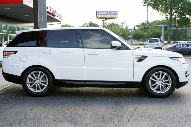 Used 2016 Land Rover Range Rover Sport 3.0L V6 Supercharged SE for sale $44,991 at Gravity Autos Roswell in Roswell GA 30076 8