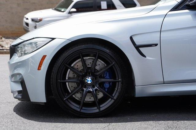 Used 2015 BMW M3 Base for sale $49,996 at Gravity Autos Roswell in Roswell GA 30076 10