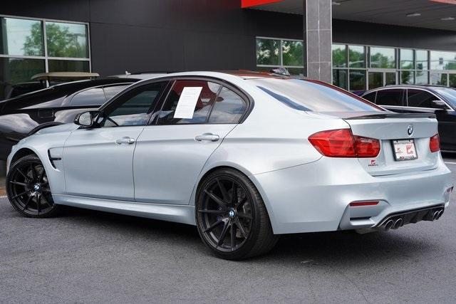 Used 2015 BMW M3 Base for sale $49,996 at Gravity Autos Roswell in Roswell GA 30076 12