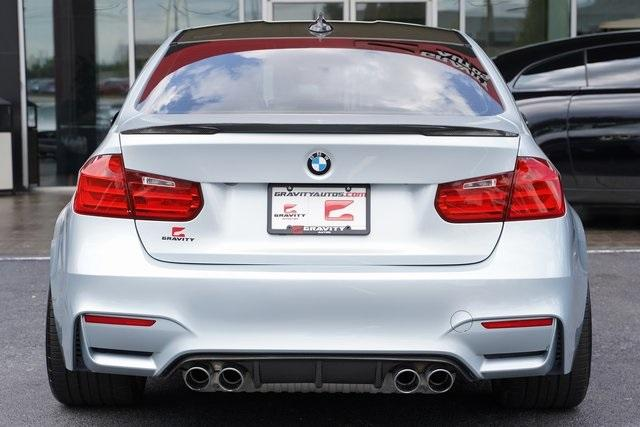 Used 2015 BMW M3 Base for sale $49,996 at Gravity Autos Roswell in Roswell GA 30076 13