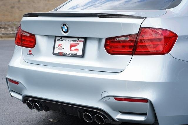 Used 2015 BMW M3 Base for sale $49,996 at Gravity Autos Roswell in Roswell GA 30076 15
