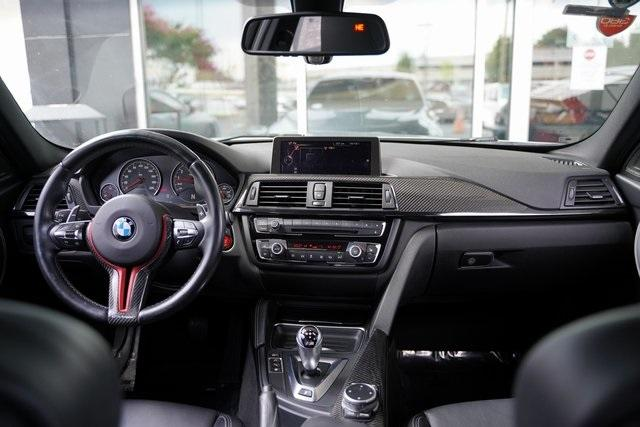 Used 2015 BMW M3 Base for sale $49,996 at Gravity Autos Roswell in Roswell GA 30076 16