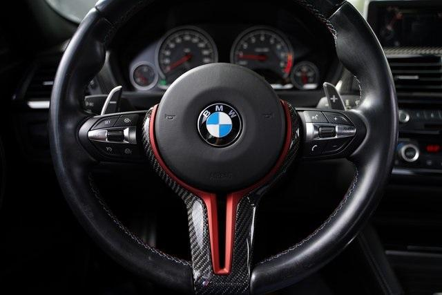Used 2015 BMW M3 Base for sale $49,996 at Gravity Autos Roswell in Roswell GA 30076 17
