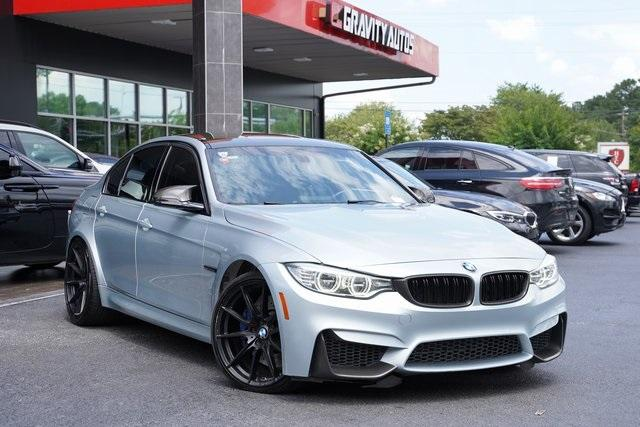 Used 2015 BMW M3 Base for sale $49,996 at Gravity Autos Roswell in Roswell GA 30076 2