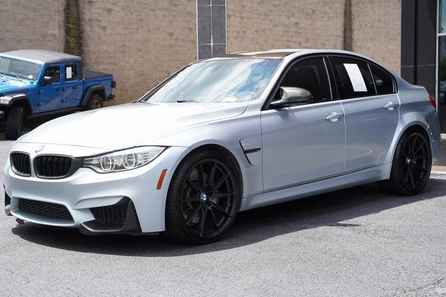 Used 2015 BMW M3 Base for sale $49,996 at Gravity Autos Roswell in Roswell GA 30076 5