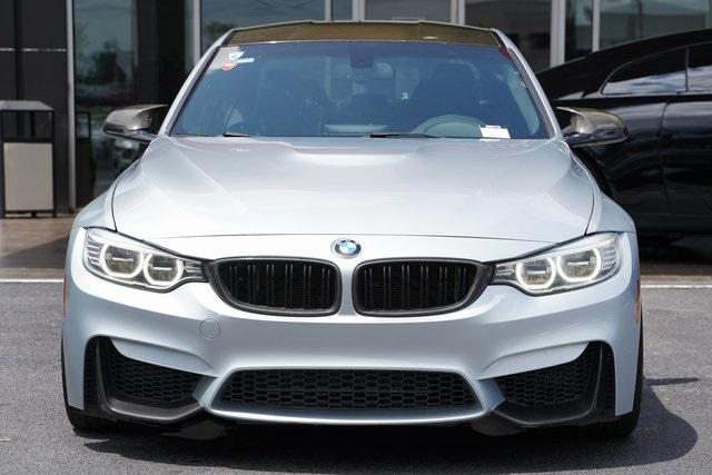 Used 2015 BMW M3 Base for sale $49,996 at Gravity Autos Roswell in Roswell GA 30076 6