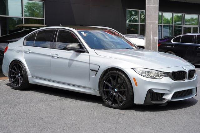 Used 2015 BMW M3 Base for sale $49,996 at Gravity Autos Roswell in Roswell GA 30076 7