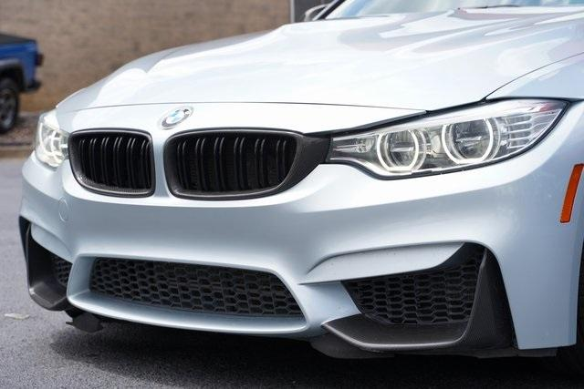 Used 2015 BMW M3 Base for sale $49,996 at Gravity Autos Roswell in Roswell GA 30076 9