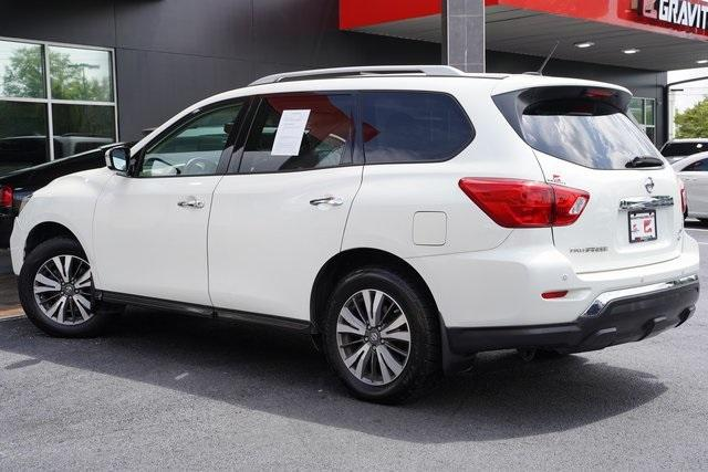 Used 2017 Nissan Pathfinder SV for sale $24,991 at Gravity Autos Roswell in Roswell GA 30076 11