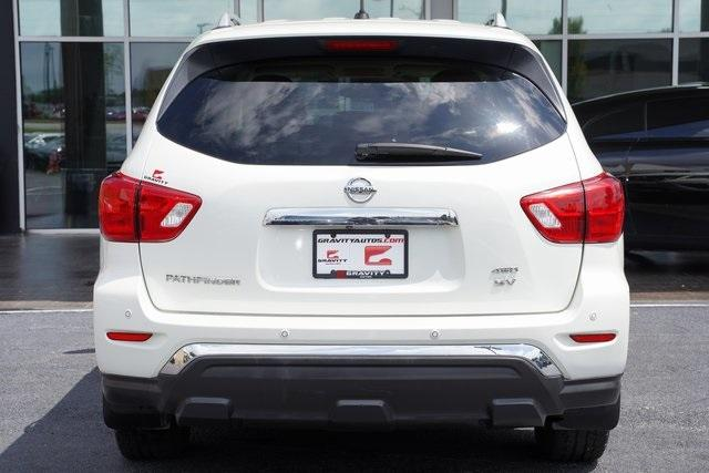 Used 2017 Nissan Pathfinder SV for sale $24,991 at Gravity Autos Roswell in Roswell GA 30076 12