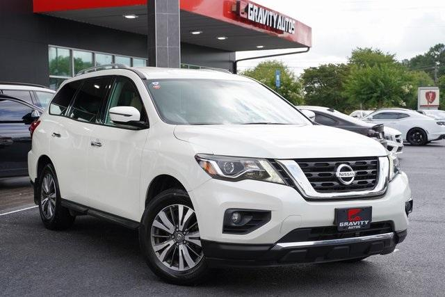 Used 2017 Nissan Pathfinder SV for sale $24,991 at Gravity Autos Roswell in Roswell GA 30076 2
