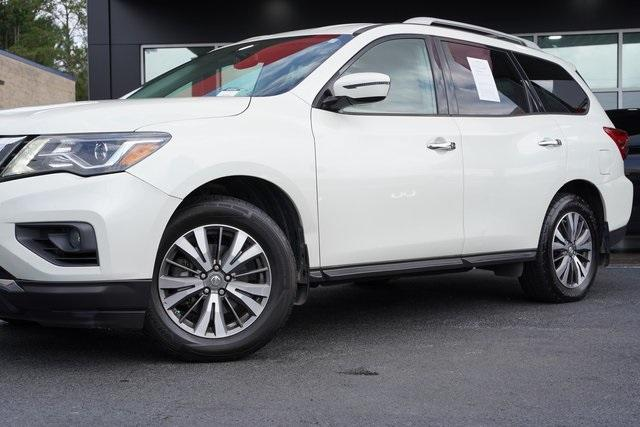 Used 2017 Nissan Pathfinder SV for sale $24,991 at Gravity Autos Roswell in Roswell GA 30076 3