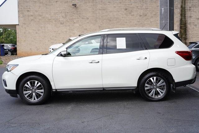 Used 2017 Nissan Pathfinder SV for sale $24,991 at Gravity Autos Roswell in Roswell GA 30076 4